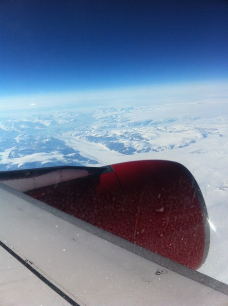 The European Council on Foreign Relations | ECFR's blog. Flying into Greenland | China News Watch! | Scoop.it