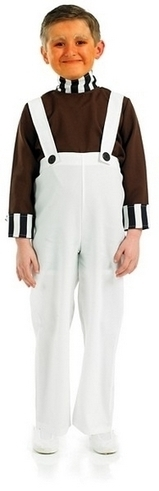 Boys Factory Worker/ Oompa Loompa Fancy Dress Costume | Fancy Dress Ideas | Scoop.it