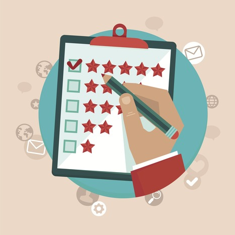 Survey: 85% Of SEOs Shoot For 1-5 New Local Reviews Per Month | Business | Scoop.it