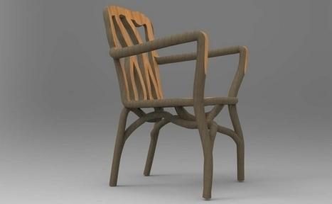 Full Grown : faire pousser des chaises dans la nature   Efficycle   Scoop.it