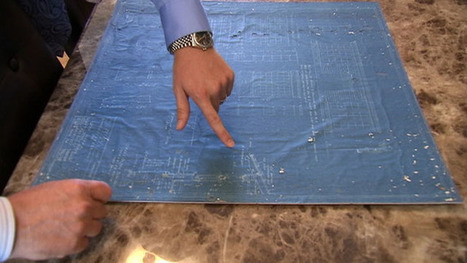 Old home hides historic blueprint - MyFox Tampa Bay | historical homes | Scoop.it