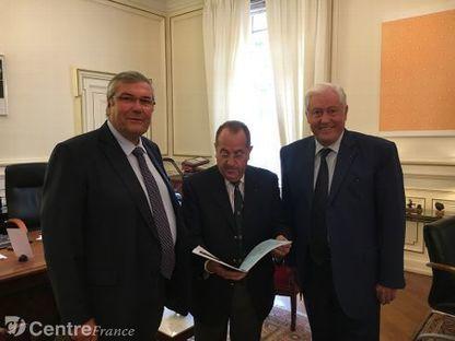 TGV Paris-Orléans-Clermont-Lyon via Nevers : la concertation reprend ! | Revue de presse du CAUE de la Nièvre | Scoop.it