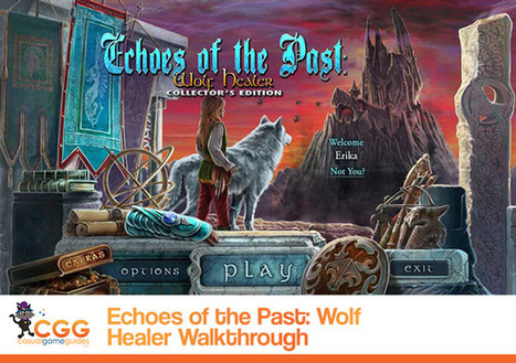 Echoes of the Past: Wolf Healer Walkthrough: From CasualGameGuides.com | Casual Game Walkthroughs | Scoop.it