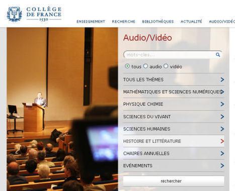 Cours et conférences en ligne | Langues Education | Scoop.it