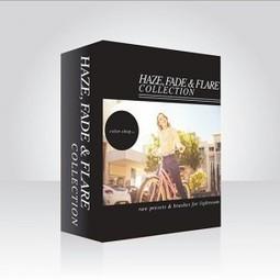 Haze, Fade & Flare   Lr4-5   Raw   Color-Shop Co   lightroom   Scoop.it