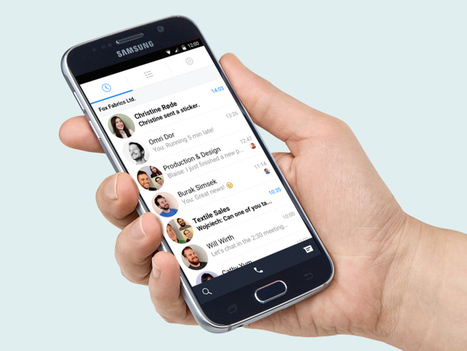 """Facebook At Work Gets Its Own Version Of Messenger With Debut of """"WorkChat"""" 