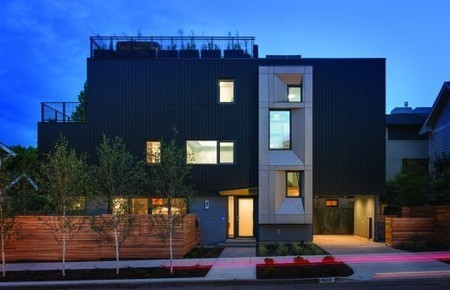 Park Passive House / NK Architects | Architecture Passive et Positive | Scoop.it