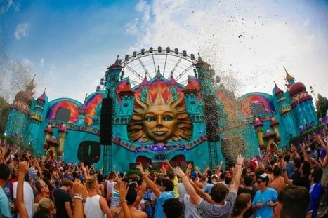 Is Tomorrowland Replacing CounterPoint Music Festival? (Rumor ... | TomorrowLand | Scoop.it