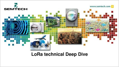 LoRaWan technical deep dive. | The French (wireless) Connection | Scoop.it