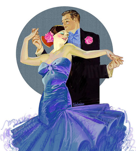 Why Ballroom Dancing Is Cool Again | Ballroom Lessons | Scoop.it
