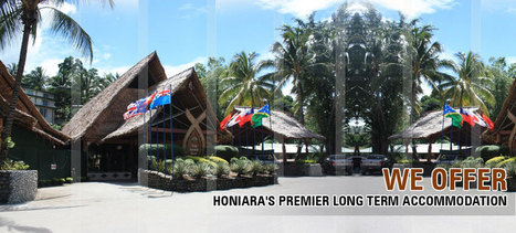 Solomon Islands Accommodation- The Best Honiara Hotel & Resort | Travel to Solomon Islands | Scoop.it