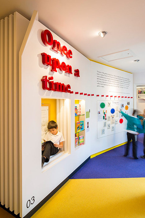 Innovative learning spaces from around the world – in pictures | Hands-ON Minds-ON | Scoop.it