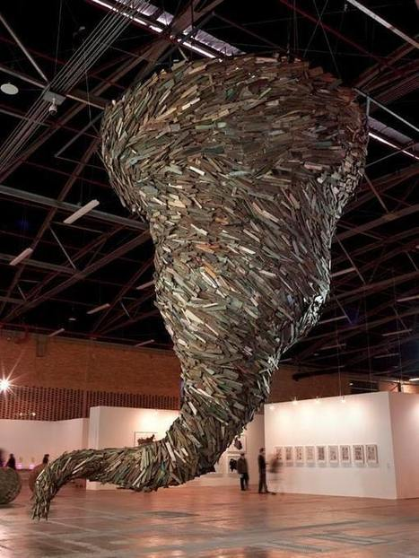 Tornado by Otoniel Borda Garzón | Art and Desire | Scoop.it