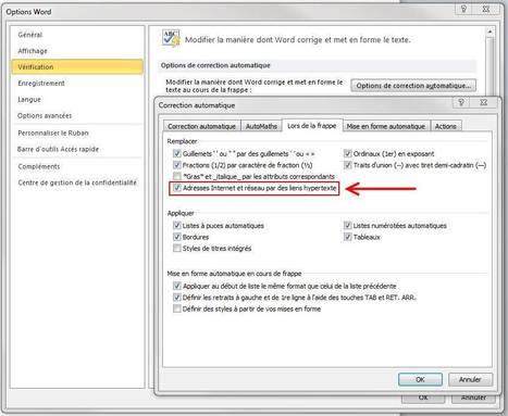 Supprimer tous les liens hypertexte d'un document Word | Time to Learn | Scoop.it