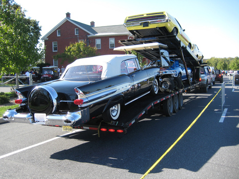 International Vehicle Shipping Doesn't Have to be Difficult | CalCruising.com | Car Shipping | Scoop.it