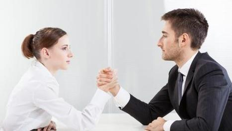 Why Men and Women Still Can't Get Along at Work - The Fiscal Times | KODU | Scoop.it
