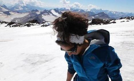 Raha Moharrak, la première femme saoudienne à escalader l'Everest | La femme, avant et maintenant. | Scoop.it