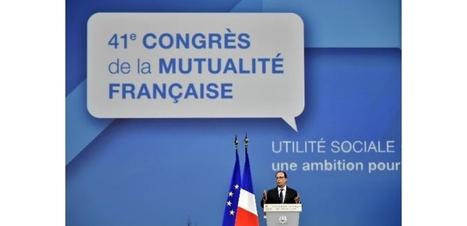 Complémentaires santé: François Hollande fait un geste pour les retraités ... et les mutuelles | Veille Assurances et Mutuelles | Scoop.it