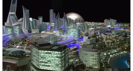 Dubai is building the world's first temperature-controlled city | fitness, health,news&music | Scoop.it