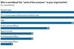 Should Senior Marketers Be the 'Voice of the Customer'? | Global Marketing Please | Scoop.it
