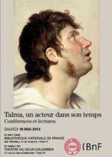 La Comédie-Française et la BNF s'allient pour célébrer Talma | Paris Secret et Insolite | Scoop.it