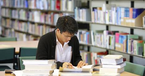5 astuces pour faire de la bibliothèque l'endroit idéal pour faire progresser votre carrière professionnelle | approche par competences | Scoop.it