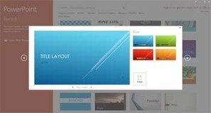 5 herramientas para realizar presentaciones multimedia en el aula | Web 2.0 y sus aplicaciones | Scoop.it