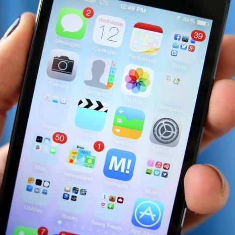 Hands On With iOS 7: It's Just the Beginning | Mobile Applications | Scoop.it