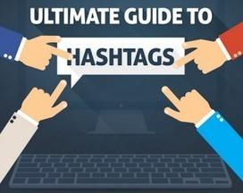 Info Magazine: Le guide ultime des #hashtags [infographie] | MediaSociaux infos | Scoop.it