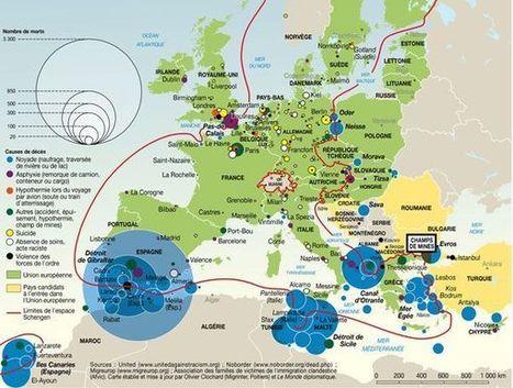 L'Europe et la misère du monde : mobilités, politiques migratoires en débats | Migrations dans le monde | Scoop.it
