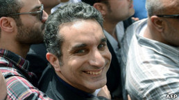 Arabic Study Set & Story: US Accuses Egypt of Cracking Down on Freedom of Expression Following Arrest of Satirist Bassam Youssef | Current Middle East News | Scoop.it