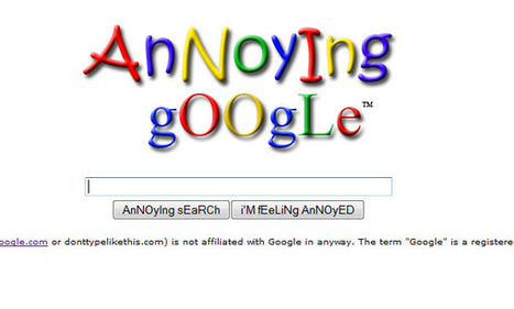 25 Interesting Google Tricks - SloDive | Technology Uses in the Classroom for Newbies! | Scoop.it