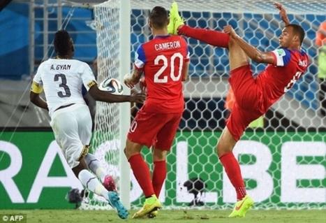 Germany Beats Portugal 4-0, Brazil to Take on Mexico Today | bradkerkostka | Scoop.it