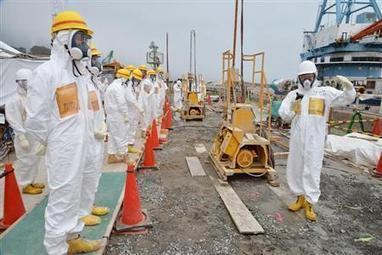 Japan must support Tepco in containing Fukushima water problem: Suga | Tout est relatant | Scoop.it
