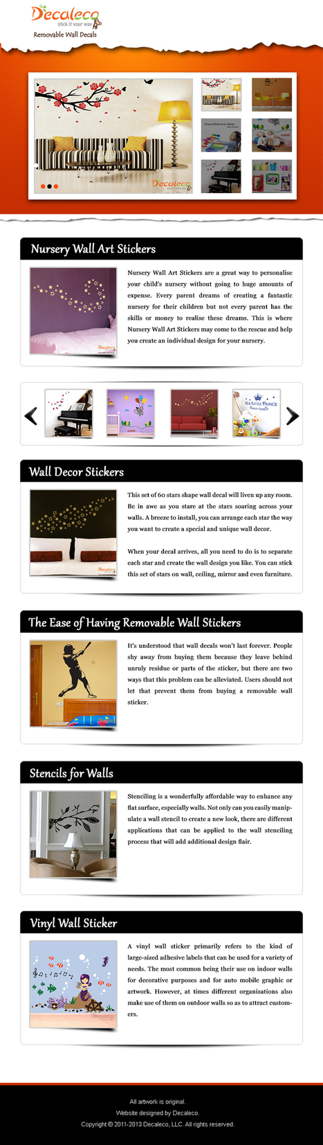 wall decor stickers | Cheap Wall Stickers | Scoop.it