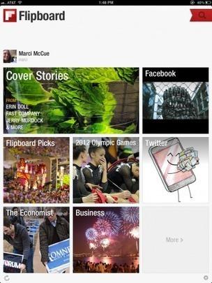 Flipboard se actualiza en el iPad y añade (por fin) la función de ...   flipboard españa   Scoop.it