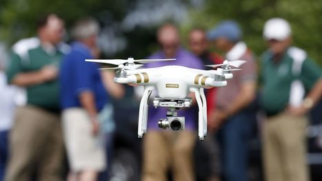 Apple is using drones to make its maps better | drones | Scoop.it