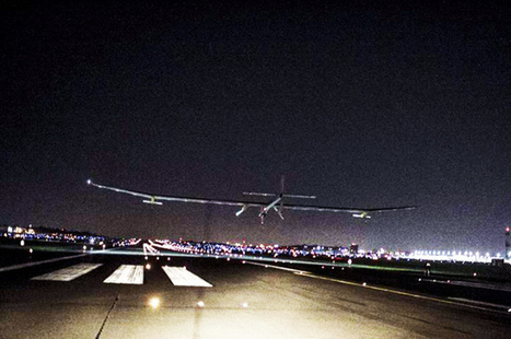 The Solar Airplane — Solar Impulse — Arrives St. Louis June 4, 2013 | Sustain Our Earth | Scoop.it