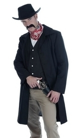 Mens Deadwood Drifter Cowboy Fancy Dress Costume | Fancy Dress Ideas | Scoop.it