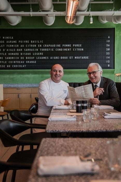 Alain Ducasse à propos de Champeaux : «Le choix de la brasserie me semble pertinent : les Halles doivent conserver un caractère populaire» | ATABULA | Gastronomie Française 2.0 | Scoop.it