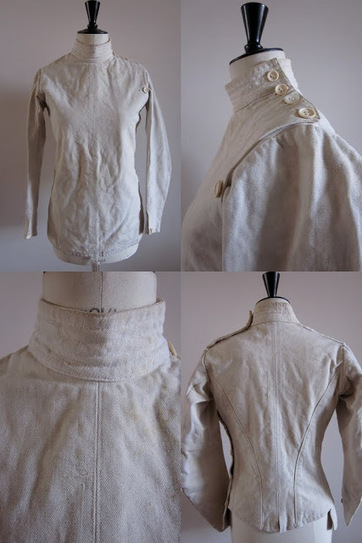 tales of the nightingale: antique fencing costume | Costume for Journey to Space | Scoop.it