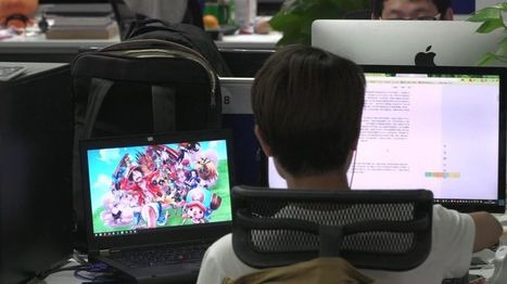 China's Cheetah Mobile leads way in creative innovation - BBC News | China: Pre-U Economics | Scoop.it