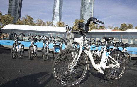 Sobre la municipalización de BiciMad: a ver si a la tercera va la vencida | Urbanismo, urbano, personas | Scoop.it