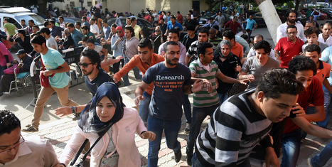 With Facebook No Longer a Secret Weapon, Egypt's Protesters Turn to Signal | Peer2Politics | Scoop.it