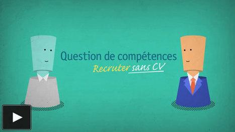 Apec : « recruter sans CV » | Innovative training watch | Scoop.it