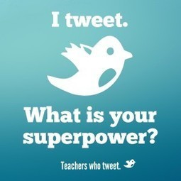 AppEducation | Twitter is a Teacher Superpower! | Education | Scoop.it