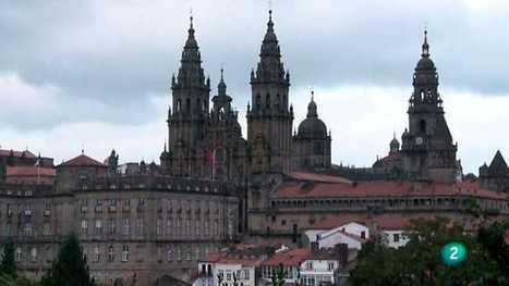La luz y el misterio de las catedrales - Catedral de Santiago de Compostela- RTVE.es A la Carta | Las huellas del Arte | Scoop.it