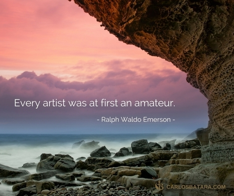 Every Artist Was At First An Amateur | Immigration Grassroots Curation | Scoop.it