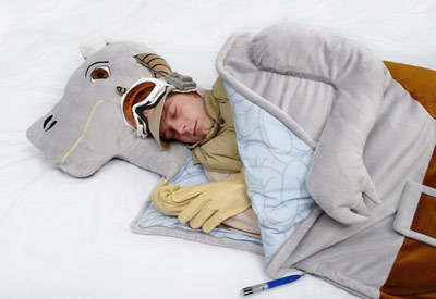 Tauntaun Sleeping Bag | All Geeks | Scoop.it
