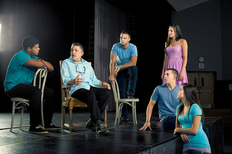 The Real-Life 'Glee' in Levittown, Pa.   Teaching Theatre   Scoop.it